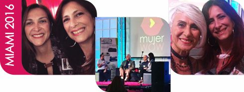 FORO MUJER WOW MIAMI 2016